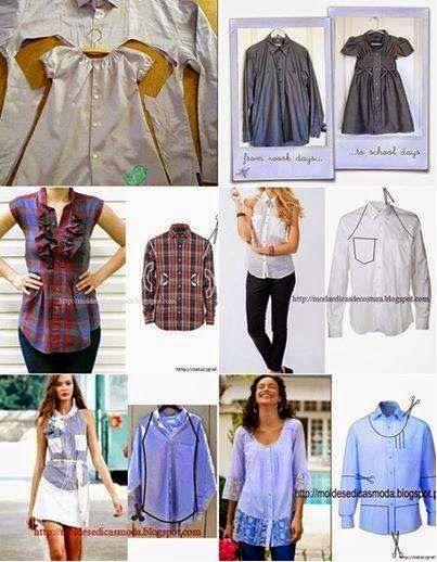 remodelar ropa paso a paso buscar con google ropa
