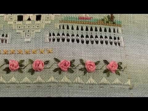 07 Stitching Under the Oaks - Yellow Crosses - YouTube