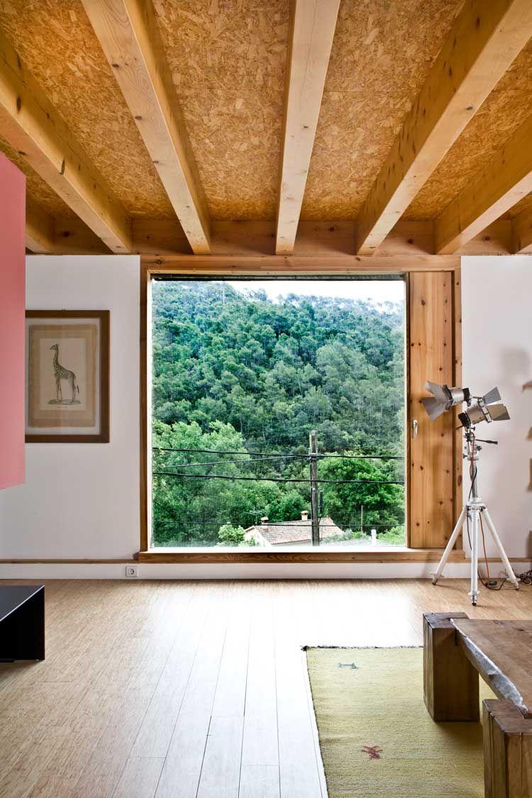 Hightech eco woning noem barcelona wonen voor mannen - Casas prefabricadas barcelona ...