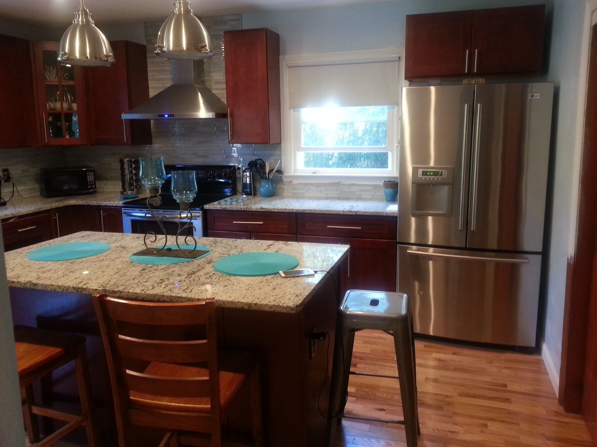 A Few Months Ago We Was Looking All Over Rhode Island For Good Quality Cabinets