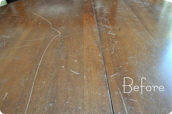how to restain a wood table top  old wood table wood