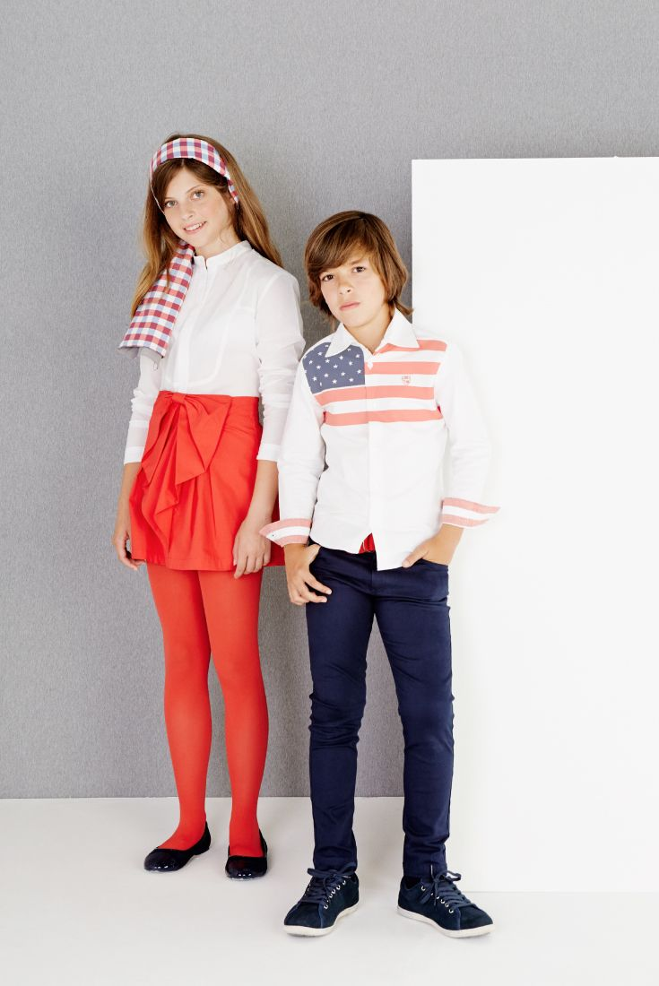total look to be elegant and comfortable kids moda
