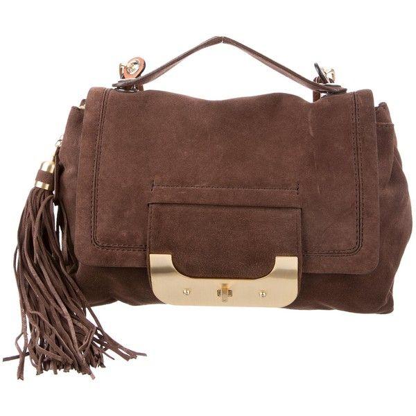 Diane Von Fürstenberg Pre-owned - Leather tote g064eA