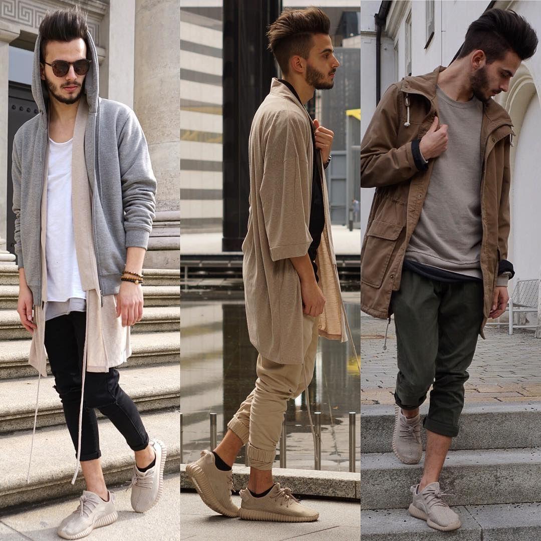 ropa adidas yeezy