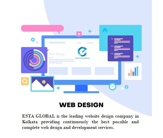 Opt For A Good Website Design Company In Kolkata And Design The Site With Professional Expertise To Boost Y In 2020 Website Design Company Modern Web Design Web Design