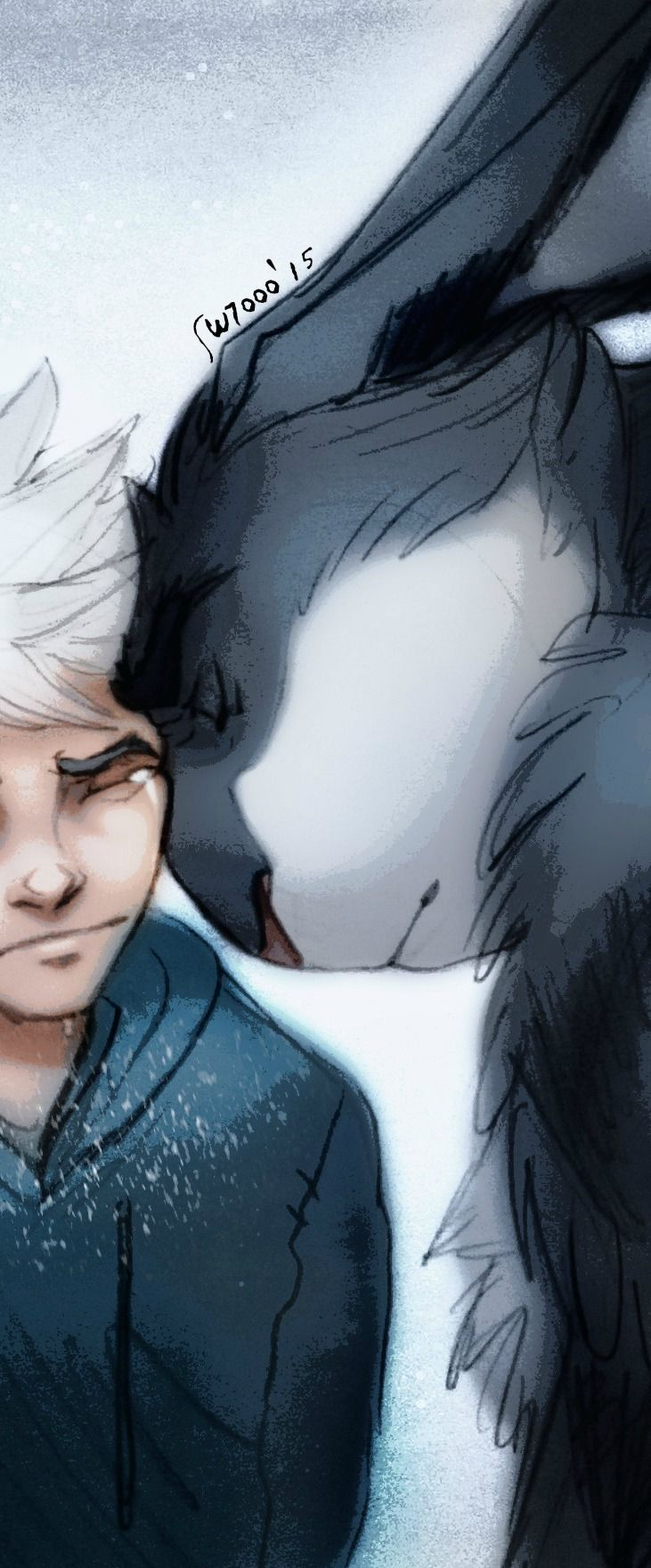 Dancing & Dreaming | Dark jack frost, Rise of the guardians
