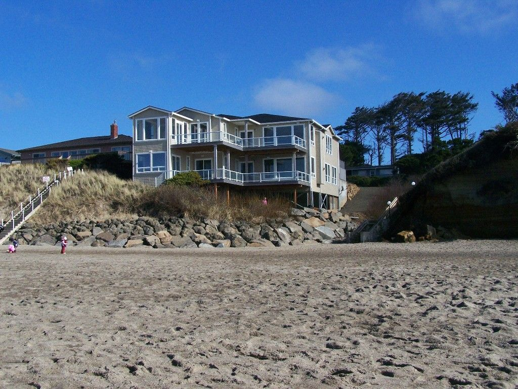 Lincoln City Vacation Rental Vrbo   Br Central Coast House In Or
