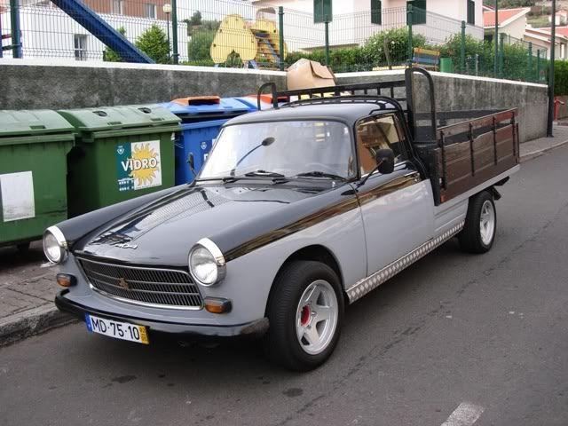 peugeot 404 pickup vintage french cars pinterest. Black Bedroom Furniture Sets. Home Design Ideas