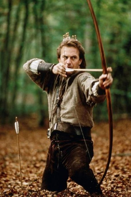 15. Kevin Costner in Robin Hood: Prince of Thieves (1991)