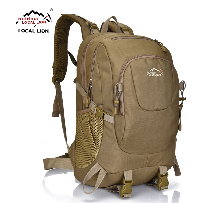 Men's mochilas sports travel outdoor military camping