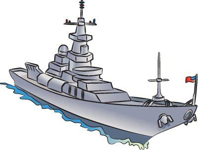 How to Draw Navy Ships in 8 Steps | drawing ideas | Pinterest | Navy ...