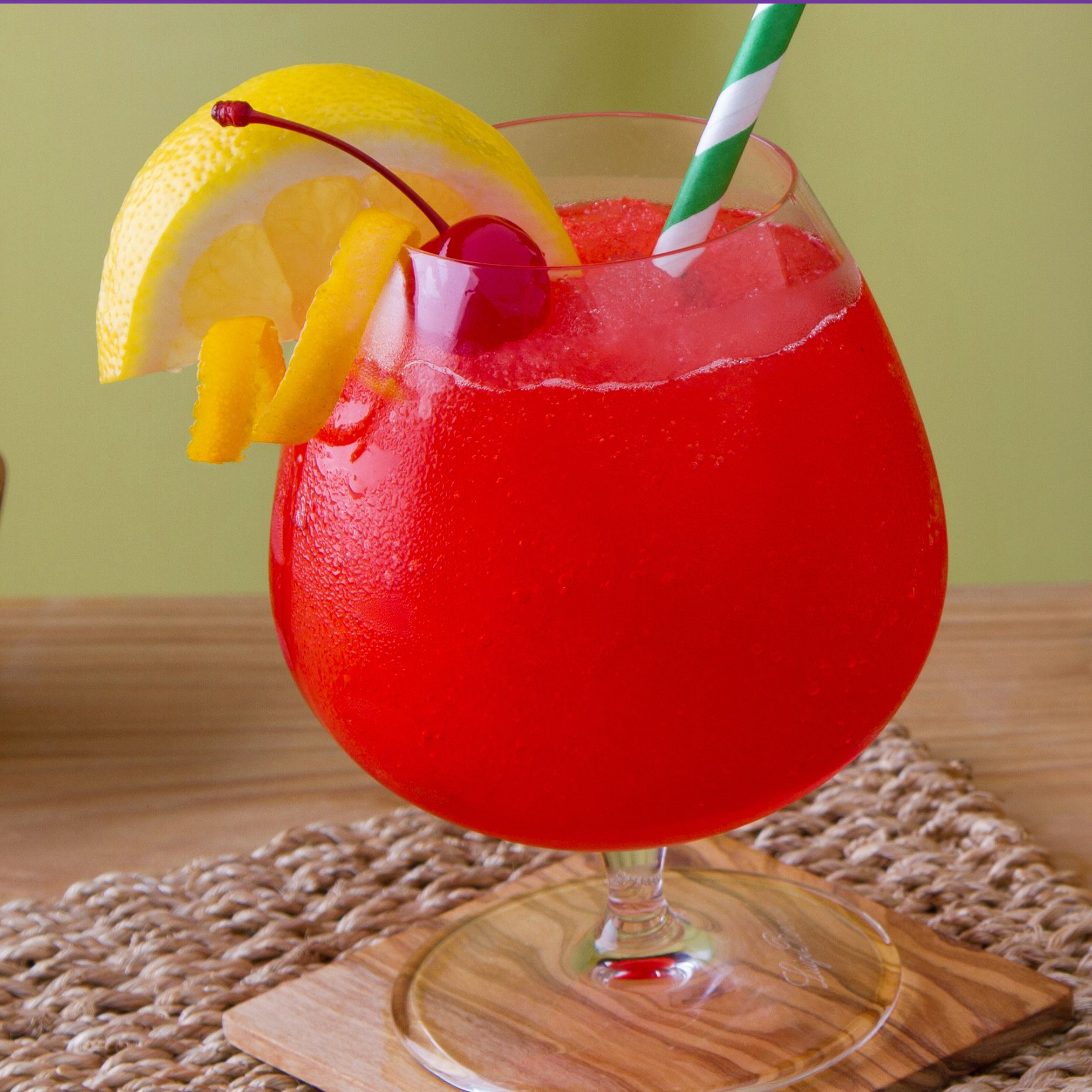 Fruit Cocktail Drink, Fruity