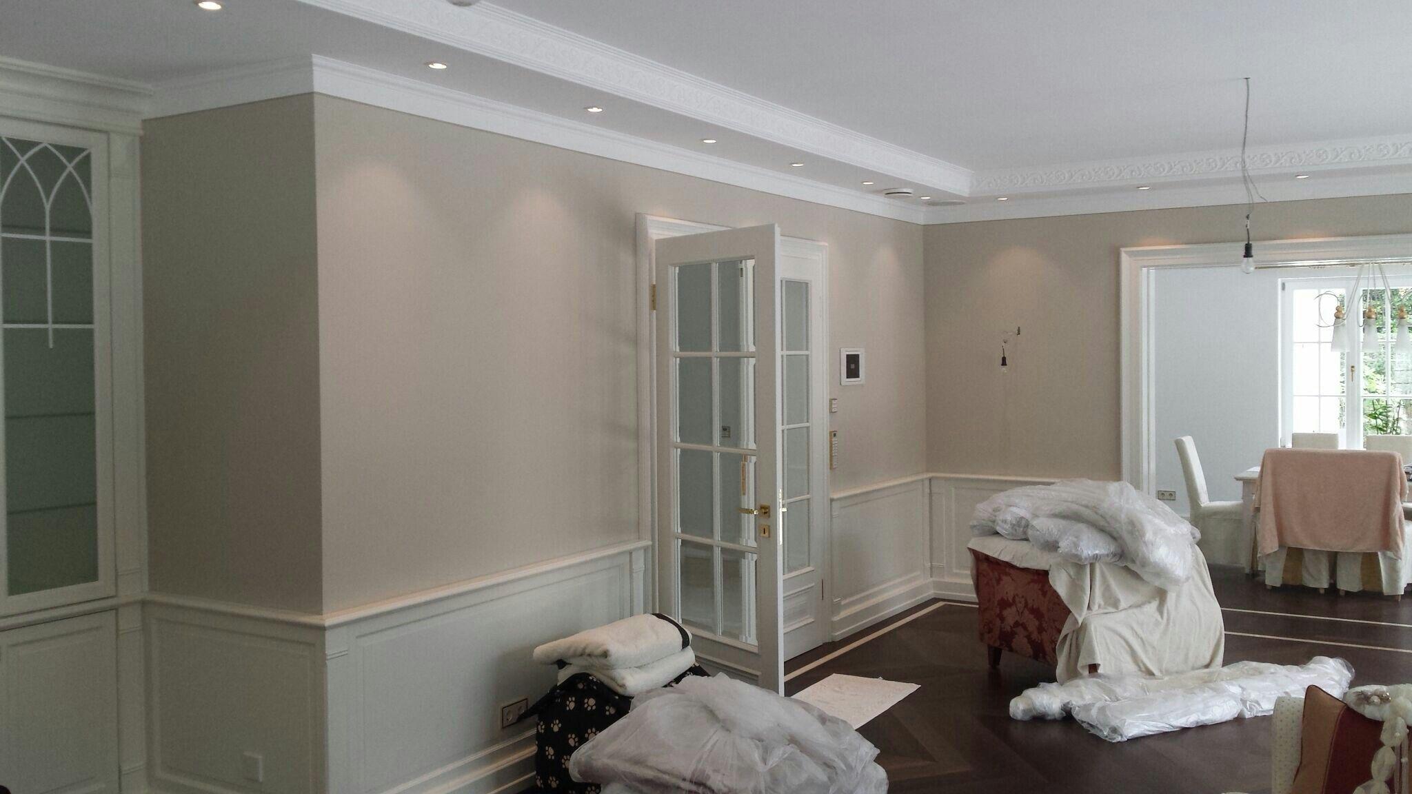 Wohnzimmer spiegelmöbel wohnidee maler wohnenwohnzimmer  meine arbeiten hempel