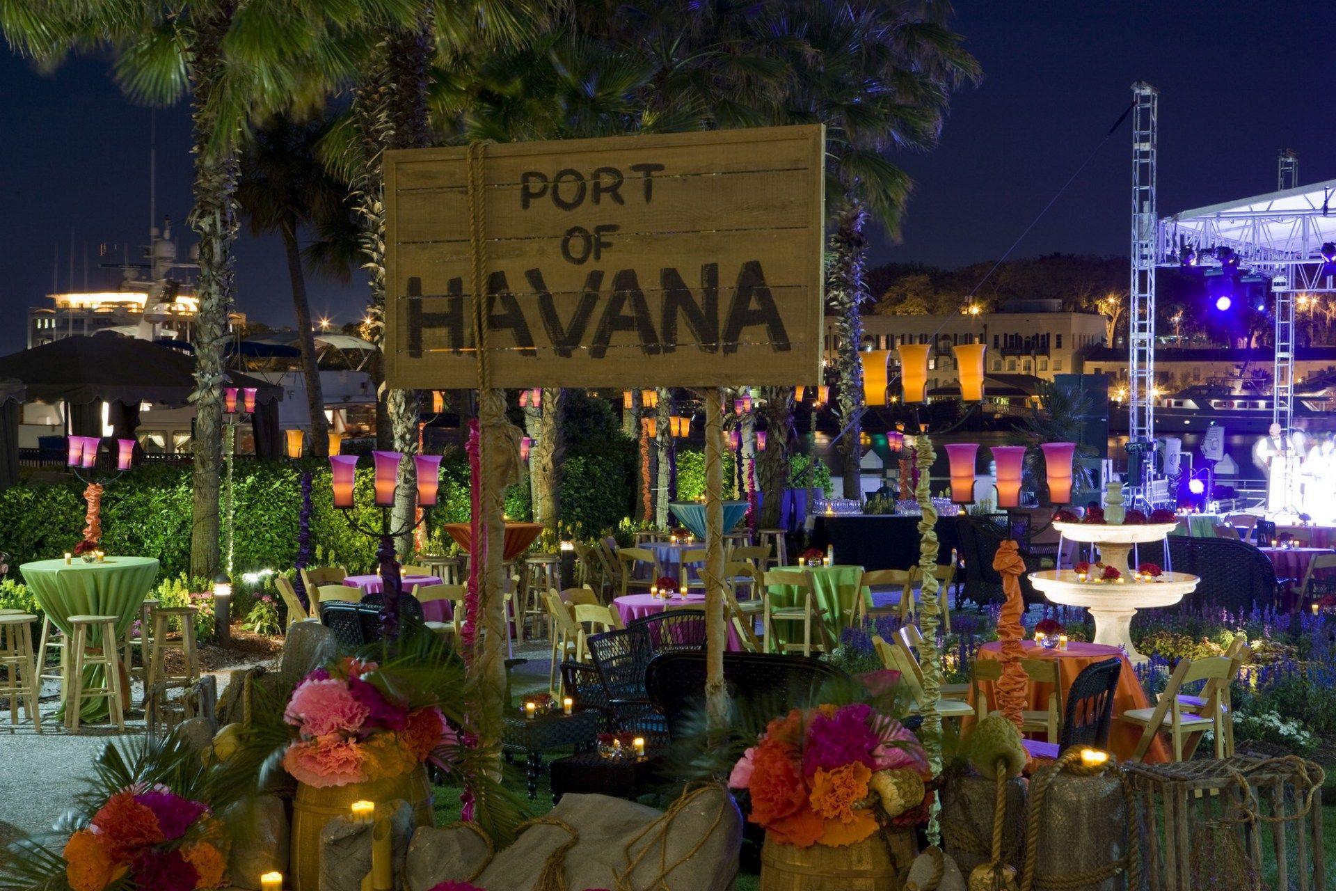 Havana nights party decor ideas 54 - YS Edu Sky & Havana nights party decor ideas 54 | Pinterest | Havana nights party ...