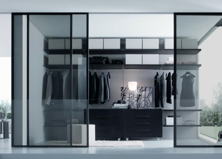 Schiebetüren für Innenräume von Häusern Dekoration - neue schlafzimmer look flou