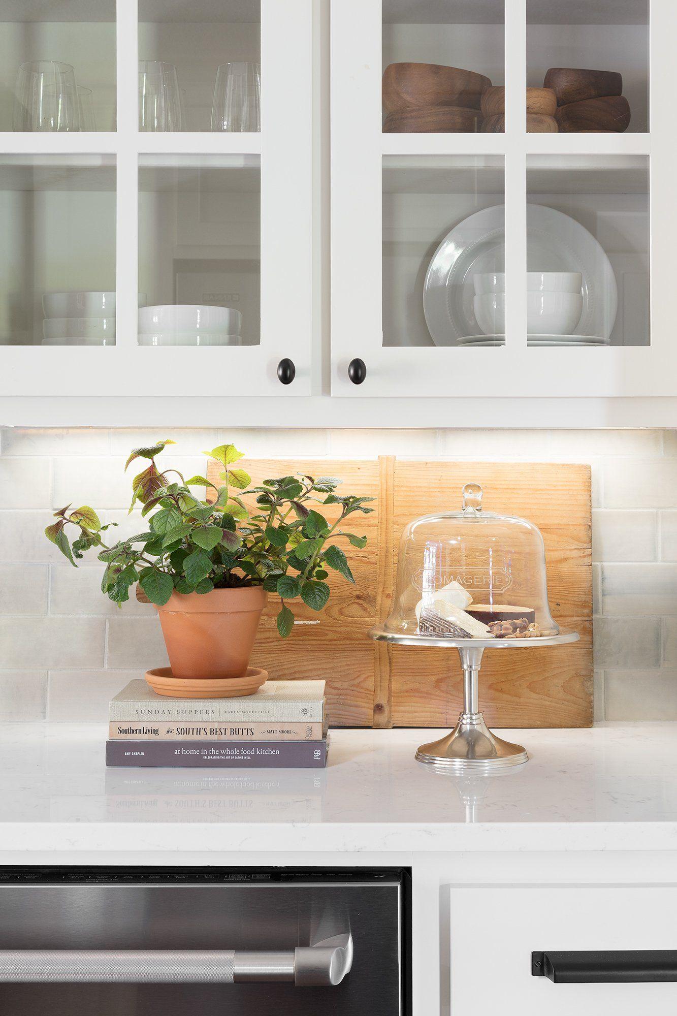Episode 2: Season 5 | Kitchen counter decor, Fixer upper ...