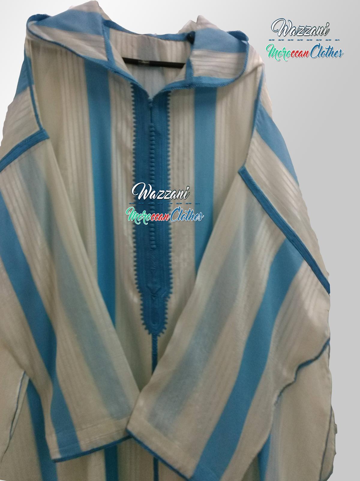 Moroccan Jellaba For Men جلابة مغربية للرجال Moroccan Clothing Fashion Clothes