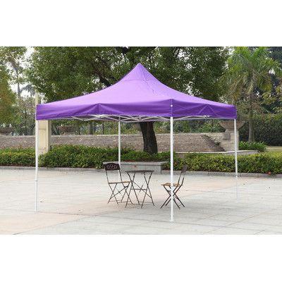 American Phoenix 10 Ft. W x 10 Ft. D Canopy Color: