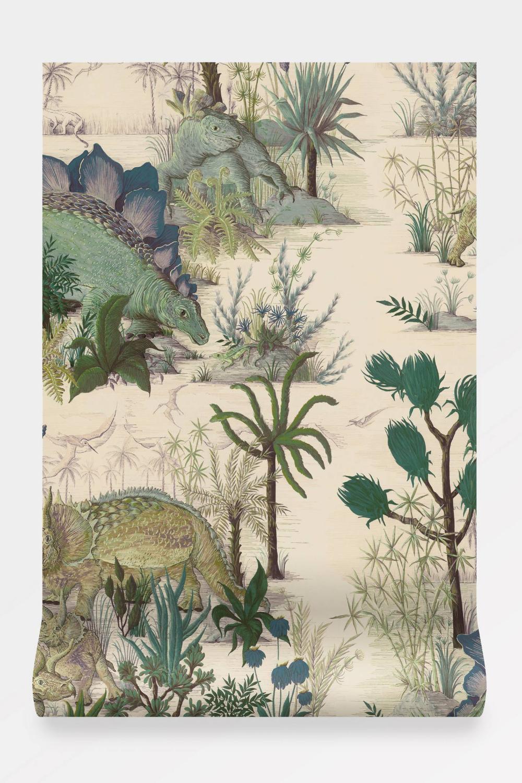 House of Hackney Dinosauria Wallpaper in 2020 Wallpaper