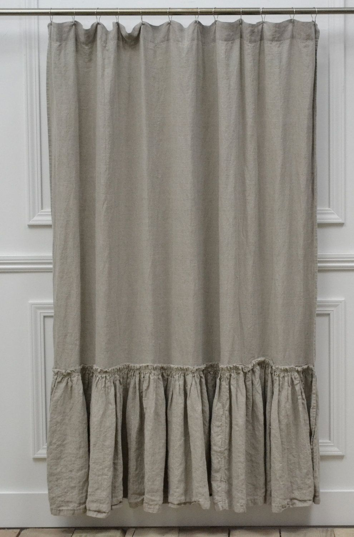 Slate grey shower curtain shower curtain pinterest gray shower