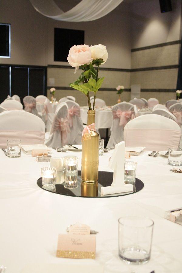 Toowoomba Wedding Highfields Cultural Centre Pink Wedding