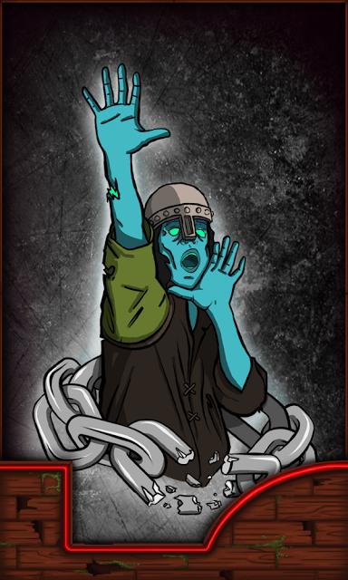 Javier Arrés: Medieval RPG videgame Card.