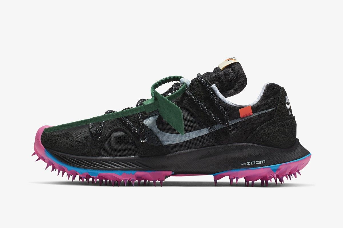 Off White™ x Nike Zoom Terra Kiger 5: When & Where to Buy