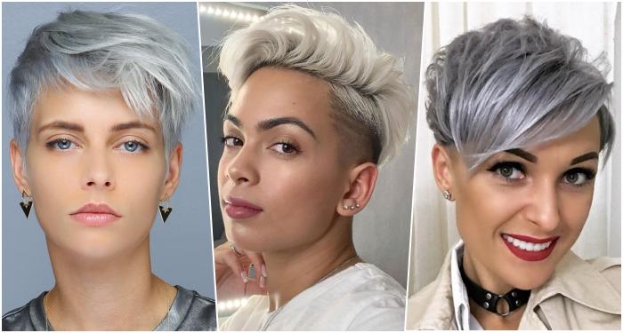 Kurze Frisuren Fur Frauen Mit Langem Gesichts Typ Kurze Haare 2020 In 2020 Kurze Haare Modell Haarschnitt Kurze Haare Kurzhaarschnitte