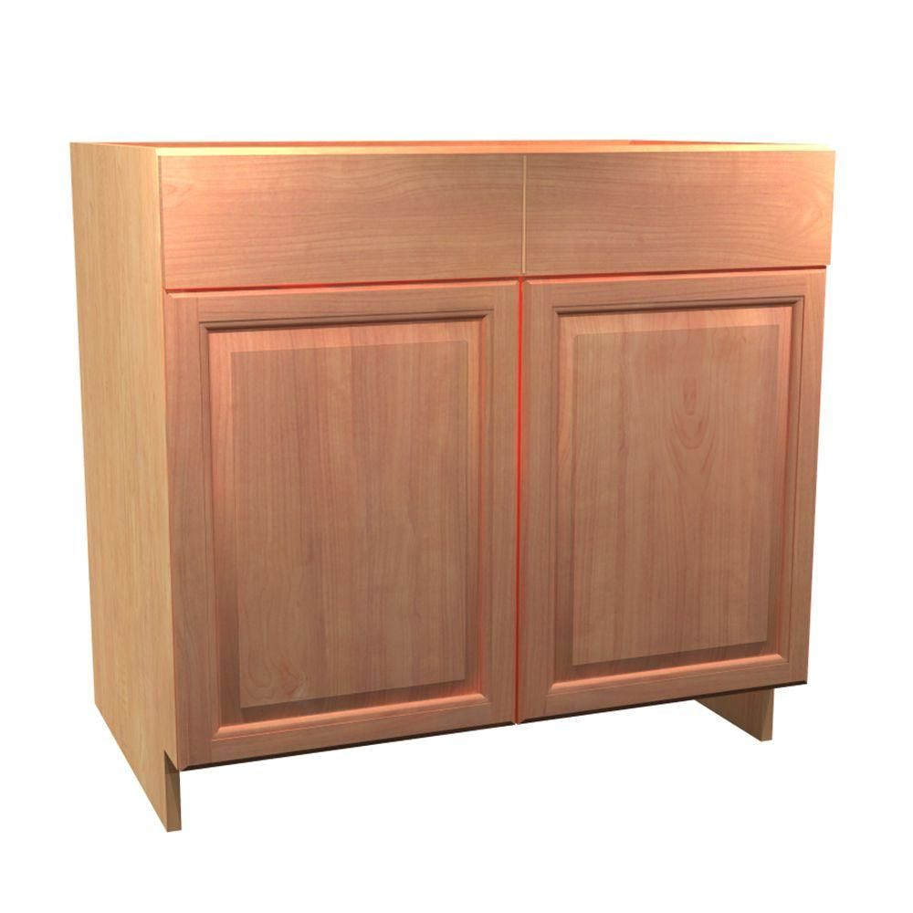 Home Decorators Collection 36x34 5x21 In Ancona Vanity Sink Base Cabinet Pivot Waste Bin 2 Soft Close Doors And 2 False Drawer Fronts In Cumin Vsb3621 1pwb Ac Base Cabinets Staining Cabinets Drawer Fronts