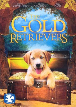 The Gold Retrievers Dvd Will They Find The Treasure And Save