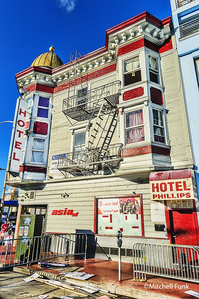 Hotel Phillips In Soma San Francisco Www Mitchellfuunl