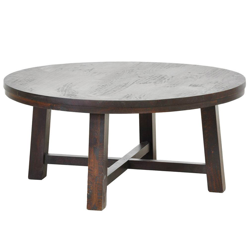 Dyson Round Coffee Table | Overstock.com Shopping - Great Deals on Kosas Collections Coffee, Sofa & End Tables