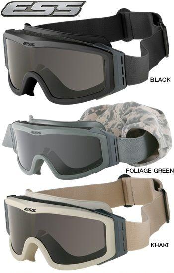 83f534bd4c ESS Profile NVG Black Ballistic Goggles Eyewear