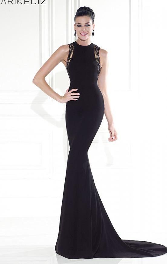 yo elijo coser: Patrón vestido largo corte sirena (imitando a Tarik ...