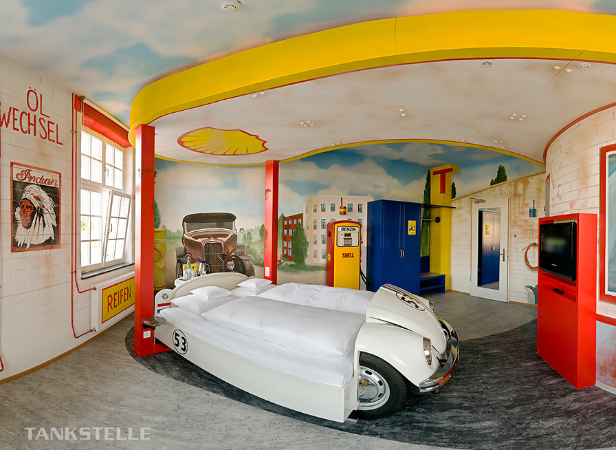 50 Ideas For Car Themed Boys Rooms