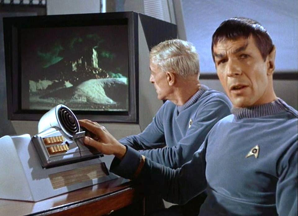 The originalest of original star trek -- the pilot episode. With the velour…