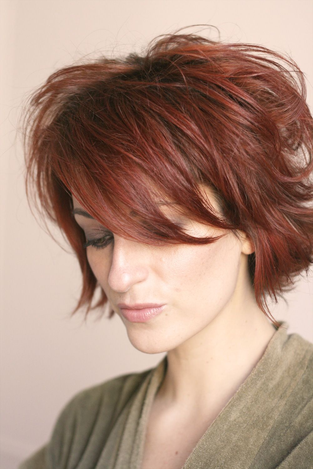 Short red hair uc lovely hair pinterest short red hair red