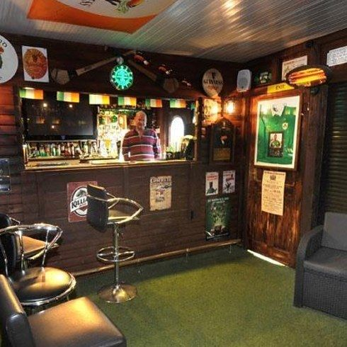 16 Top Of The Line Man Caves You Must See Man Cave Home Bar Man Cave Shed Man Cave Bar