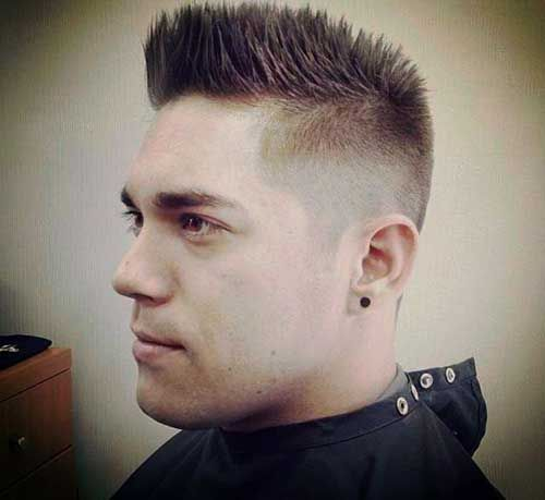 15 Brief Spiky Hair Men | Men Hairstyle Ideas | Stuff to Buy ...