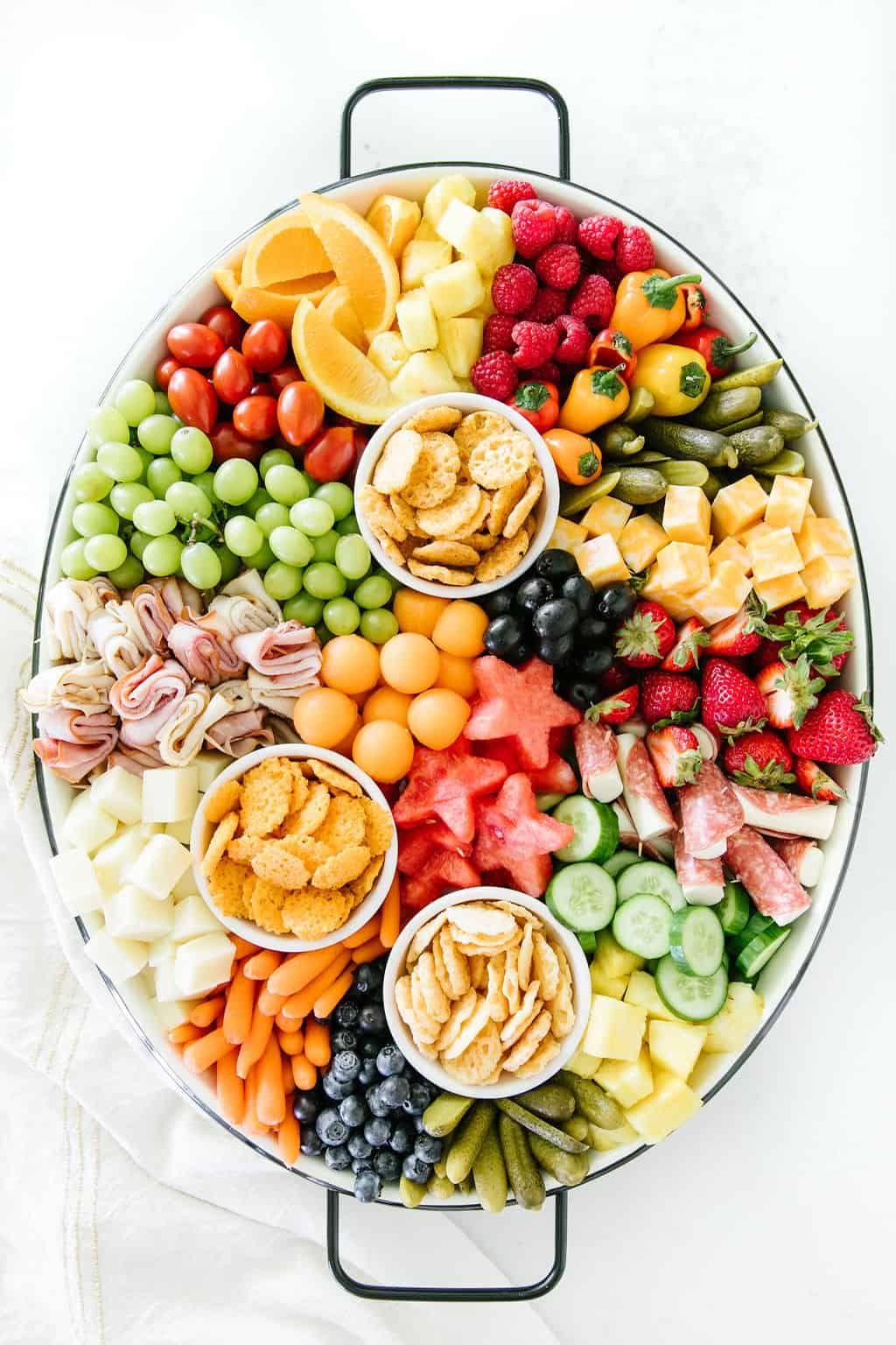 Kid Friendly Summer Snack Platter (gluten free) | Clean Eats & Treats – Carey&CleanEatingS