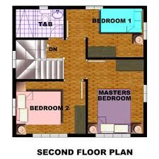 House Plan 80 Square Meters - Home Furn