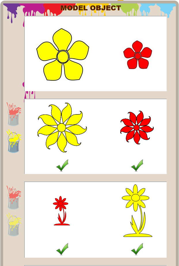 20+ Big and small worksheets for preschool Information