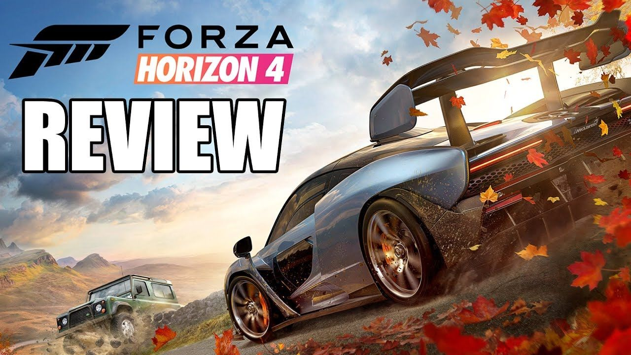 Forza horizon 4 review the best racing game of all time