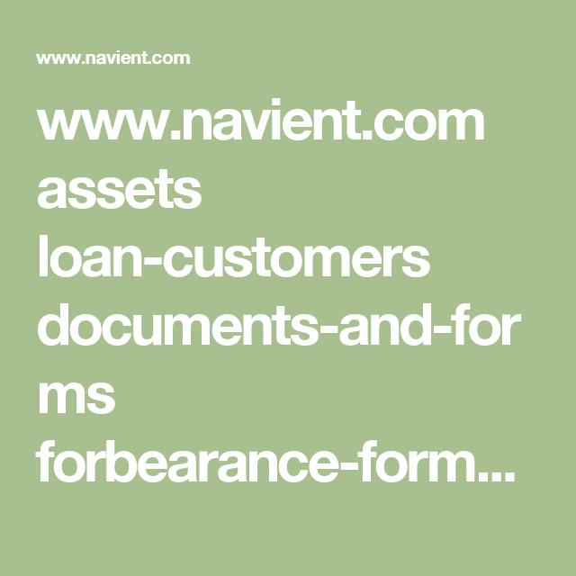 WwwNavientCom Assets LoanCustomers DocumentsAndForms