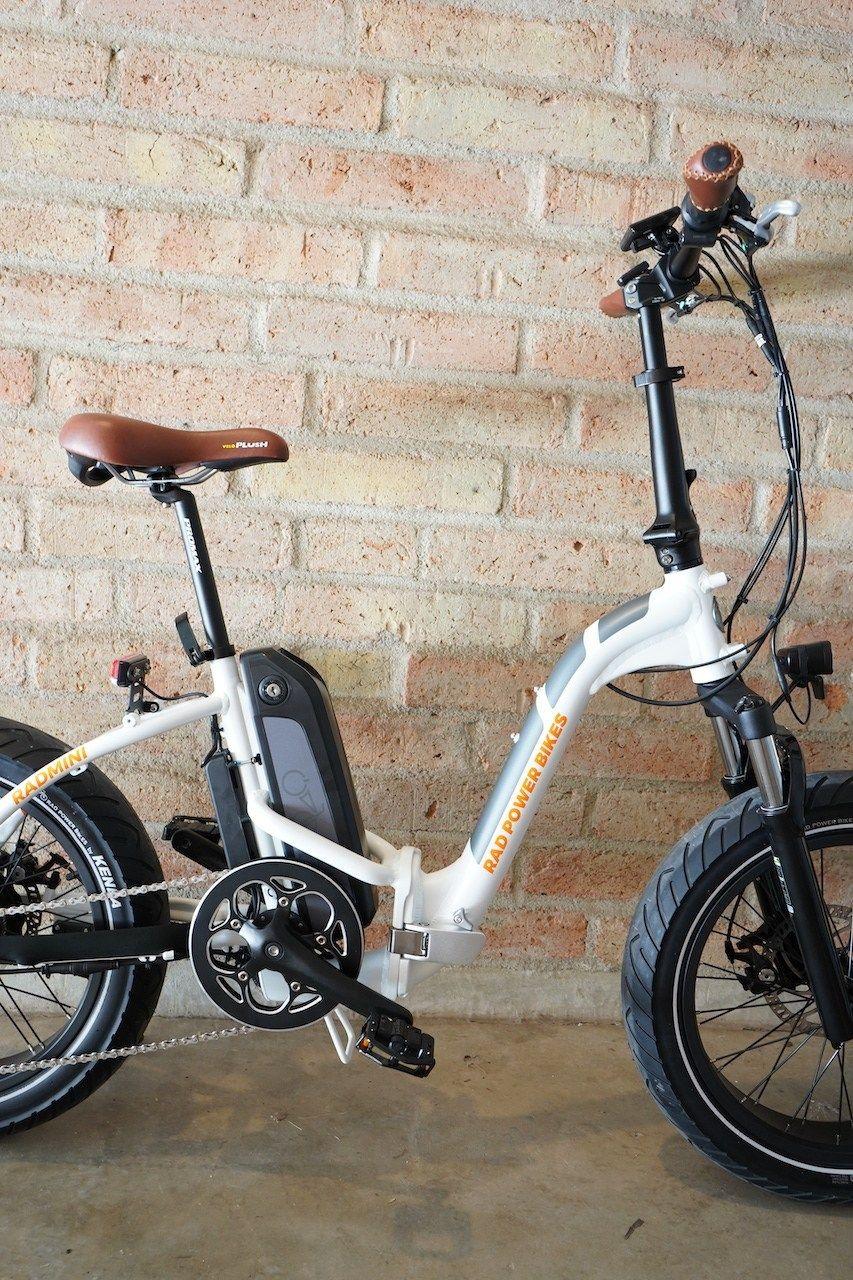 Rad Power Bikes Radmini Step Thru Electric Bike Review Part 1