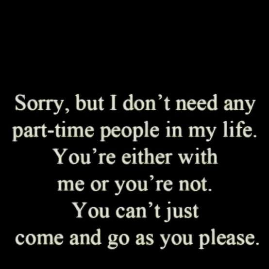 Part Time People Words Words Me Quotes Life Quotes Quotes