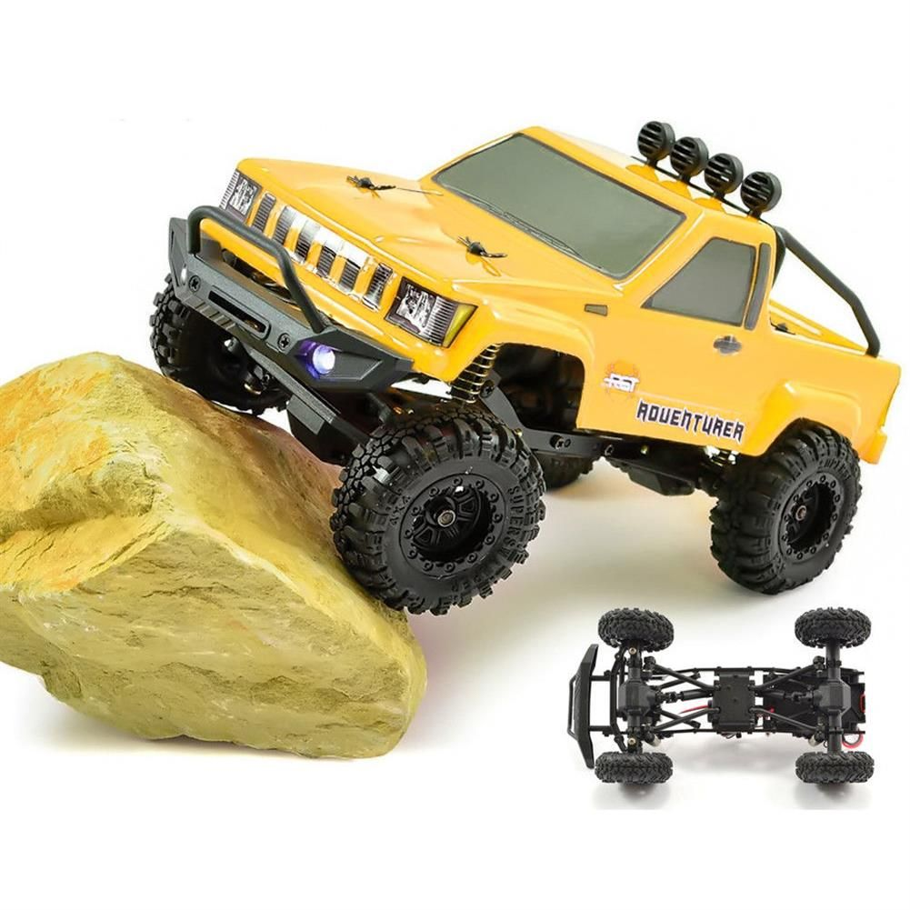 RGT RC Car 1/24 136240 4WD 4x4 Lipo mini Monster Off Road