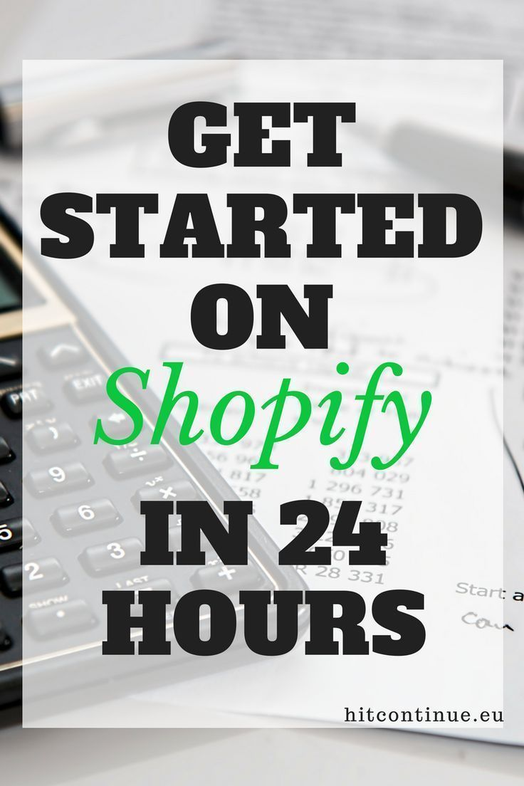 Shopify for beginners, getting started on shopify, creating an online store with shopify, creating a shopify store, shopify theme, shopify templates