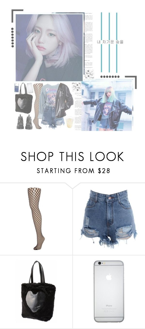 """""""   Yujin    BlackPink ' Stay ' MV Outfit    Lisa"""" by the-demon-in-me ❤ liked on Polyvore featuring Wolford"""