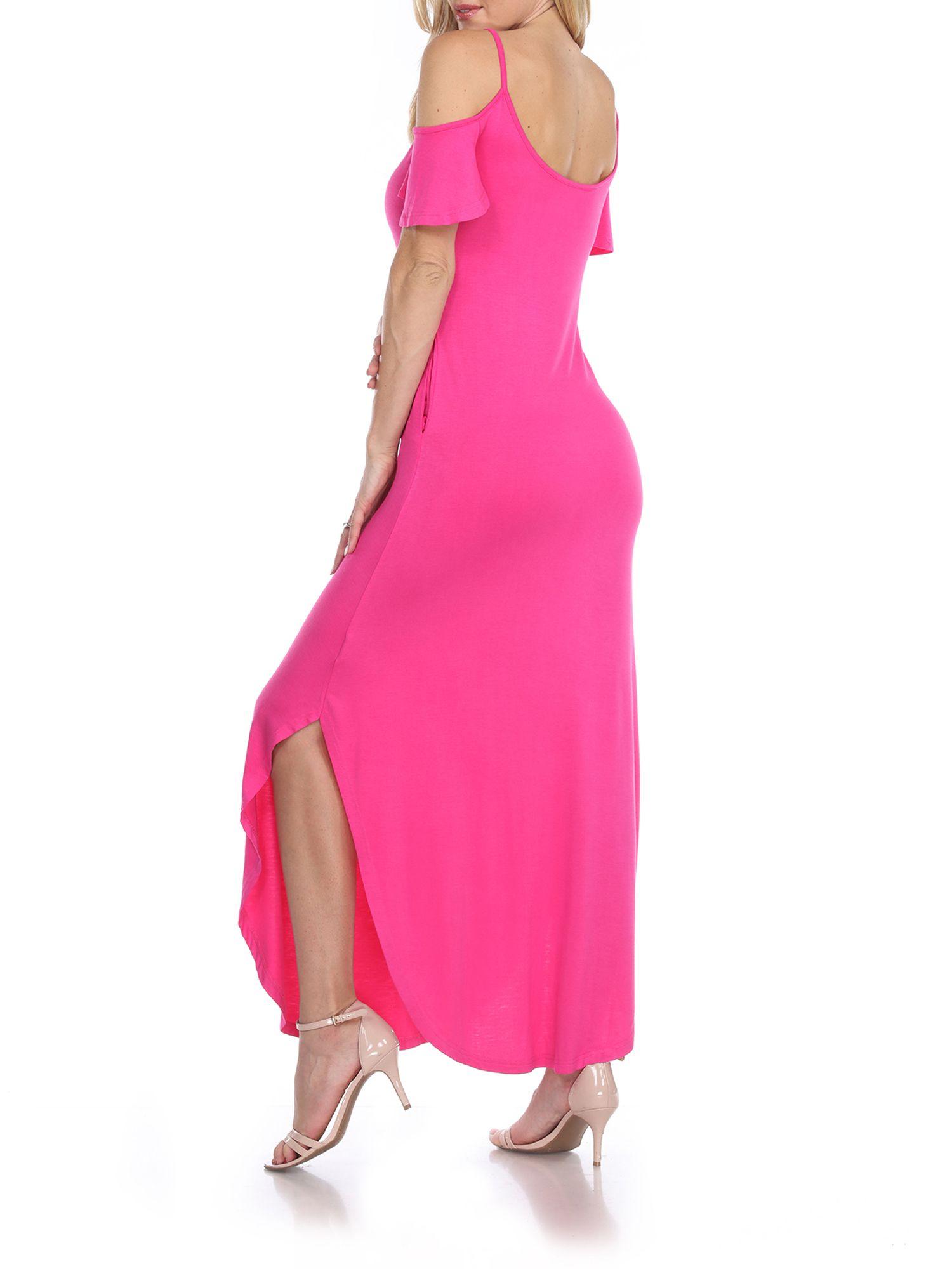 White Mark White Mark Women S Lexi Maxi Dress Walmart Com Versatile Dresses Maxi Dress Dresses [ 2000 x 1500 Pixel ]
